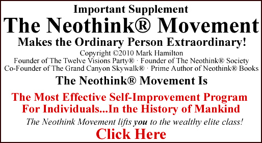 The Neothink Movement by Mark Hamilton